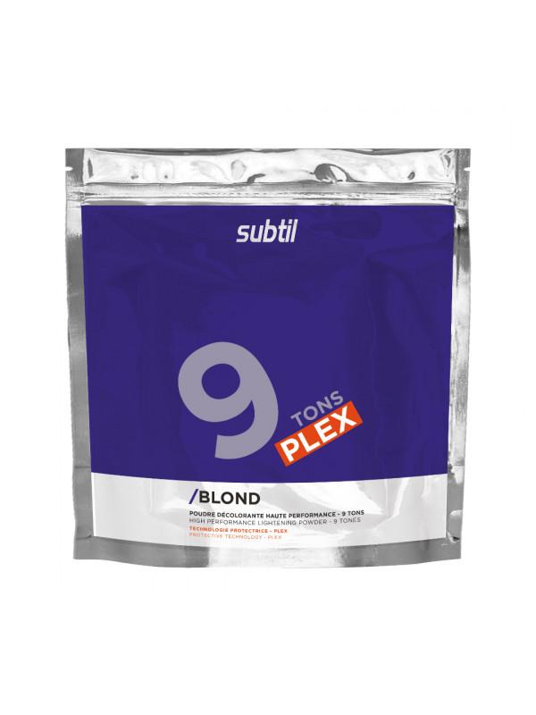 Poudre Décolorante 9 Tons Avec Plex 500gr SB10080B35001 RCos