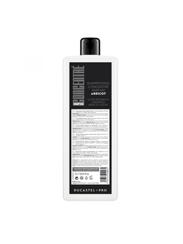 Shampoing Neutre Ducastel Pro Abricot, 1 Litre DU10048B41001 RCos